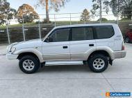 TOYOTA LANDCRUISER PRADO GXL 2000 MANUAL 3.4L LPG DUAL FUEL 4WD 8 SEAT 4X4 WAGON