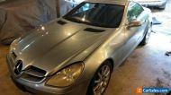 Mercedes SLK 200 manual