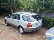 2004 Ford Territory TX SX Automatic Wagon 156,000kms Unregistered