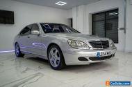 Mercedes Benz S 500L