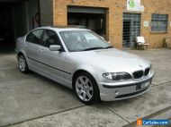2002 BMW 325I AUTO LEATHER/SUNROOF 181,000 KLMS ONE OWNER 9/21 RWC $6250