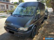 2005 Ford Transit Mid (MWB) 6 Sp Manual Van