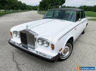 """1975 Rolls-Royce Silver Shadow - Long Wheel Base (""""LWB"""")"""