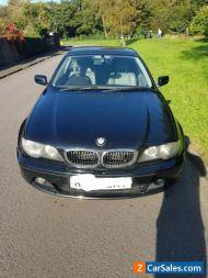 BMW 325Ci SE (E46) Coupe 2 Door 2004 2.5L Petrol - Spares or Repairs