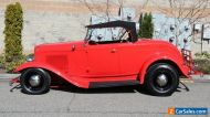 1932 Ford Roadster All Steel Hot Rod