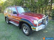 TOYOTA LANDCRUISER GXL DIESEL ** ONE OWNER ** 1994 80 series Beautiful Condition