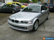 2002 BMW 325CI 120,000 KLMS FULL BOOKS RWC LEATHER/SUNROOF REG 1/22   $11888