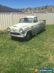 1955 Austin A55 ute rare Any offers ?
