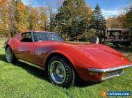 1972 Chevrolet Corvette LT1 17,871 ORIGINAL MILES SURVIVOR