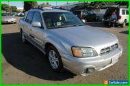 2003 Subaru Baja AWD 4dr Crew Cab SB