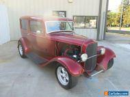 1932 Ford 1932 Ford Tudor-Sedan Custom Build