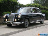 1955 Mercedes-Benz 220a Sunroof