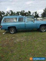 1985 Chevrolet C/K Pickup 1500