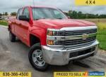 2015 Chevrolet Silverado 2500 Work Truck for Sale