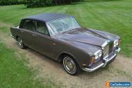 "1969 Rolls-Royce Silver Shadow - Long Wheel Base (""LWB"") - with DIVISION"