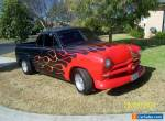1949 FORD SINGLE SPINNER UTE HOT ROD NOT CHEV MUSTANG FALCON for Sale