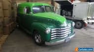 1951 CHEVROLET THRIFTMASTER SEDAN DELIVERY 383 STROKER BLOWER FUEL INJECTION