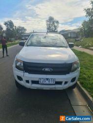 2012 2.2l Ford Ranger auto (4x2)
