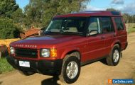 Land Rover Discovery 1999 suv 2.5 TD5 4x4 Turbo Diesel Wagon