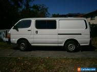 Toyota hiace Rzh113 1991 5 speed LWB Van