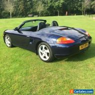 Porsche Boxster 986 - 2.7 Manual - EVERY SINGLE RECEIPT FROM NEW