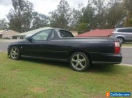 2004 Holden Vy Commodore Ute.