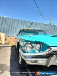 V8 1964 FORD THUNDERBIRD COUPE GREAT CONDITION MUST SEE