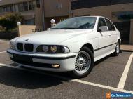 BME E39 535i V8 1998 History Excellent Condition Sunroof Original Low Km's RWC