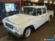 1962 International Harvester C110