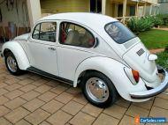 VW CLASSIC 1971 SUPERBUG 1600 TWIN PORT SEMI AUTO **NO RESERVE**