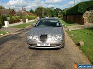 Jaguar S-TYPE 3.0 V6 Petrol. Manual. Low Miles. Sun Roof. Good Condition