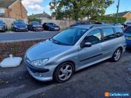 Peugeot 206 SW 2.0 HDI - Spares or Repairs