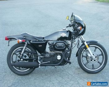 1977 Harley-Davidson Sportster for Sale