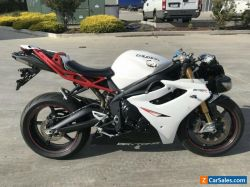 TRIUMPH DAYTONA 675R 675 01/2012 MODEL 18742KMS PROKECT MAKE AN OFFER
