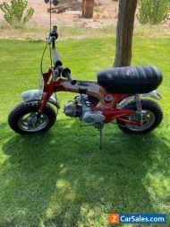 1970 Honda CT