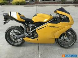 DUCATI 999 999S 06/2003 MODEL 63144KMS STAT PROJECT MAKE AN OFFER