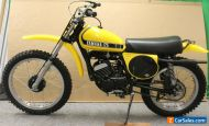1975 Yamaha YZ