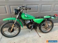 1978 Yamaha YZ