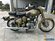 ROYAL ENFIELD BULLET 500 01/2017 MODEL 12745KMS PROJECT MAKE OFFER