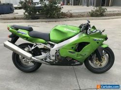 KAWASAKI ZX9 ZX 9 ZX9R 06/2001 MODEL CLEAR TITLE PROJECT MAKE AN OFFER
