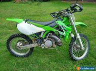 2002 Kawasaki KX