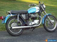 1971 Triumph Bonneville