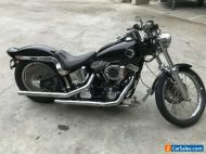 HARLEY DAVIDSON EVO SOFTAIL 11/1992MDL CLEAR TITLE PROJECT MAKE AN OFFER