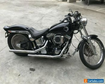 HARLEY DAVIDSON EVO SOFTAIL 11/1992MDL CLEAR TITLE PROJECT MAKE AN OFFER for Sale