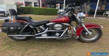 Harley Davidson heritage softtail