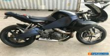 BUELL 1125R 04/2008 MODEL PROJECT MAKE AN OFFER for Sale