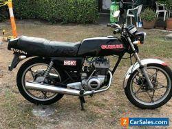Suzuki RG125E 1980