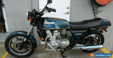 KAWASAKI Z1300, very original, low miles