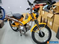 Honda: Trail CT90