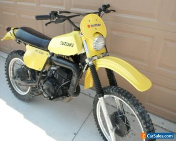 1978 Suzuki Other for Sale